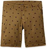 #10: Cherokee Boys' Regular Fit Cotton Shorts