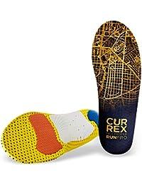 CURREX RunPro Sohle – Deine Chance auf eine neue Dimension des Laufens. Dynamische Performance Einlegesohle für Sport, Jogging, Running