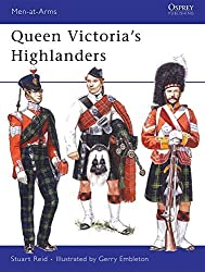Queen Victoria's Highlanders (Men-at-Arms) by Stuart Reid (2007-10-23)
