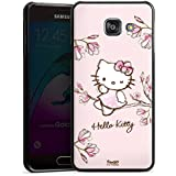 Samsung Galaxy A3 (2016) Housse Étui Protection Coque Hello Kitty Merchandising pour supporters Magnolia