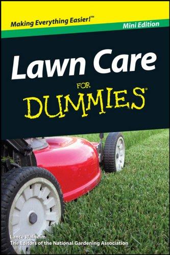 lawn-care-for-dummiesr-mini-edition