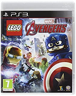 Lego Avengers - PlayStation 3 (B017WD2DWK) | Amazon price tracker / tracking, Amazon price history charts, Amazon price watches, Amazon price drop alerts
