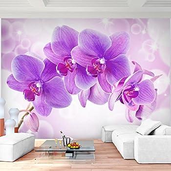 Fototapete fototapeten tapete tapeten poster bild blumen for Tapeten in lila