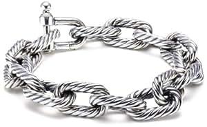 Baldessarini - Y3010B/90/00 - Bracelet Homme - Argent 925/1000 86.0 Gr - 21 cm