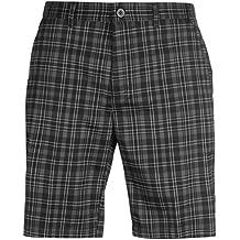 Slazenger Hombre De Cuadros Golf Shorts Pantalones Cortos Deporte Entrenar