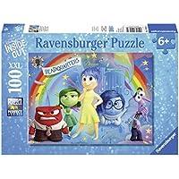 Inside Out - Puzzle de 100 piezas (Ravensburger 10567 0)