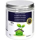 Bicarbonato de Sodio 800g, Insumo Ecológico de Origen Natural, Calidad Premium. Nortembio, producto CE.