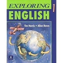 Exploring English, Level 1 by Harris, Tim, Rowe, Allan (1995) Paperback