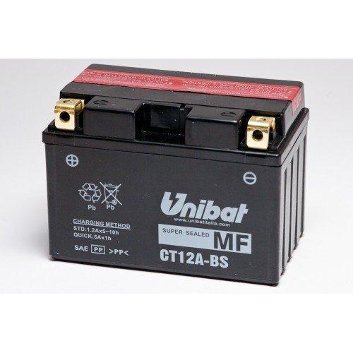 Unibat - Batteria Ct12A-Bs