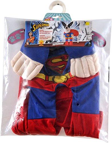 d (Superman-kostüm Für Den Hund)