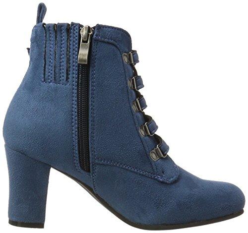 Andrea Conti 3611506, Stivaletti Donna Denim (Jeans)