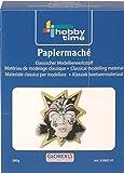 Papiermaché Modelliermasse - elfenbein 200g Pappmaché