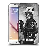 Offizielle AMC The Walking Dead Daryl Doppelte Aussetzung Ruckseite Hülle für Samsung Galaxy S6