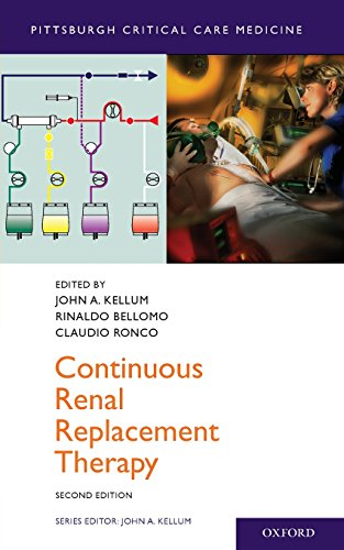 Continuous Renal Replacement Therapy (Pittsburgh Critical Care Medicine)