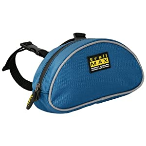 Trailmax 500 Pommel Pocket. Satteltasche Western Packtasche Blue