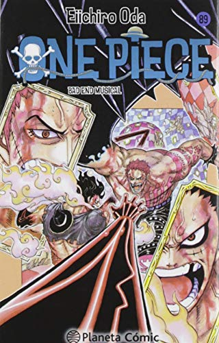 One Piece nº 89: 103 (Manga Shonen)