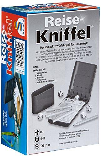 Schmidt-Spiele-49091-Reise-Kniffel-mit-Zusatzblock