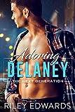 Adoring Delaney (The Next Generation Book 5) (English Edition)