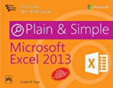 Microsoft Excel 2013: Plain & Simple