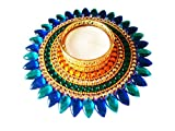 Designer Handmade Beautiful Diyas Pack O...