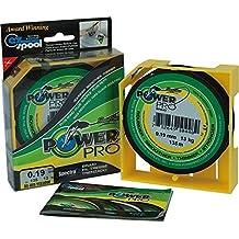 Power Pro PP64R - Hilo trenzado para pesca 135 m, bobina, diámetro: 0,10 mm