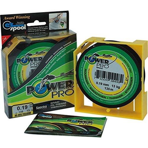 Diskret Power Pro Super 8 Slick Gelb 135m Geflochtene Schnur