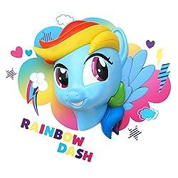 3D Light Fx My Little Pony Rainbow Dash 3D Deco Light