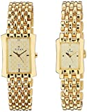 Titan NH19272927YM02 Bandhan Gold Dial Couple Watch (NH19272927YM02)