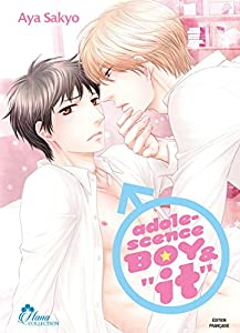 Adolescence Boy & IT Edition simple One-shot