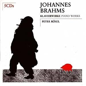 Brahms : L'oeuvre pour piano seul (5 CDs)