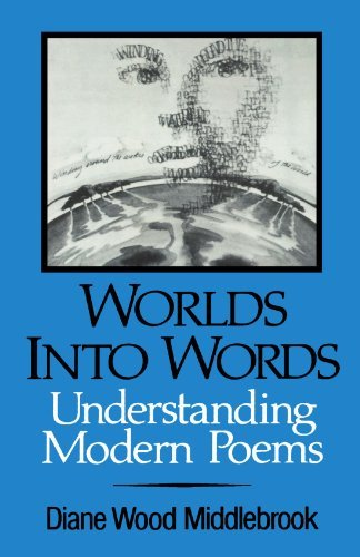 Worlds into Words: Understanding Modern Poems (Norton Paperback) by Diane Wood MIddlebrook (1980-02-01)