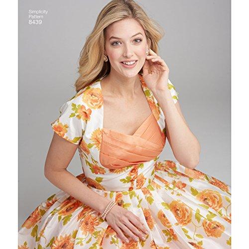 SIMPLICITY DRESSES-20W-28W (20w Kleid)
