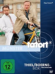 Tatort Thiel Boerne Box 4 Dvds Axel Prahl
