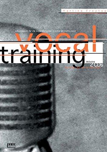 Vocal-Training, m. 2 Audio-CDs. Für Hohe und Tiefe Lage