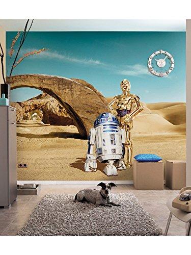 star-wars-fototapete-lost-droids-lizenzartikel-bunt-368x254cm