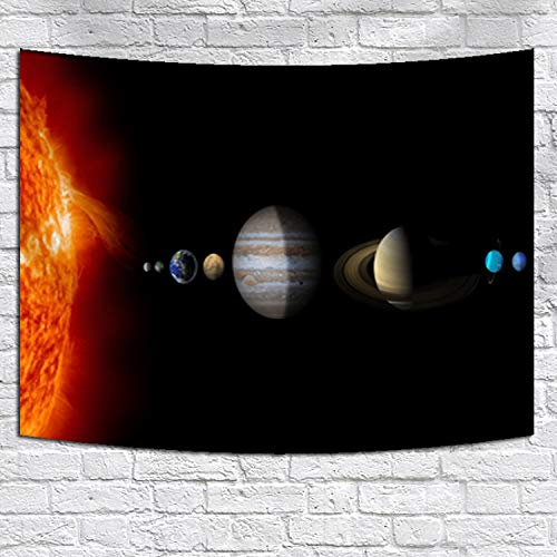 mmzki Abstrakte Tapisserie 3D Tapisserie Digitaldruckhängende StoffHome Tapisserie 32 150 * 200 (Hochstuhl Geburtstag Abdeckung)