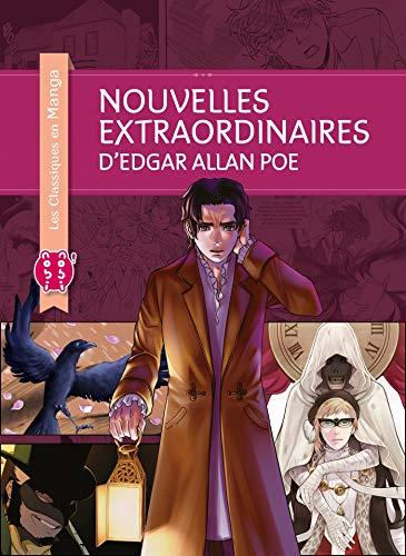 Nouvelles Extraordinaires d'Edgar Allan Poe Edition simple One-shot