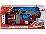 DICKIE 203715001009–halbe Feuerwehr, 31cm