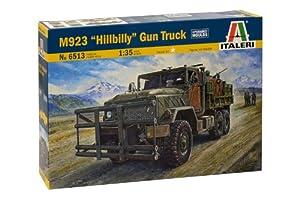 """Italeri 510006513 M923 """"Hillbilly"""" Maqueta de coche escala 1:35, No. 6513"""