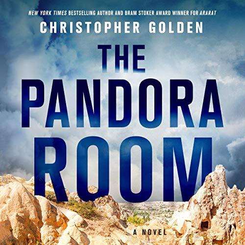The Pandora Room: A Novel Golden Ringers