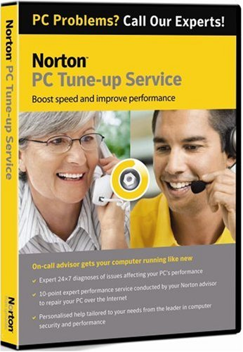 Norton PC Tune-Up Service [Import]