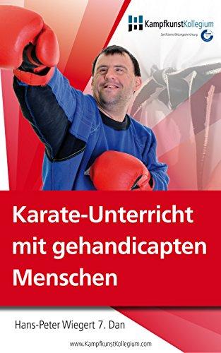Karate- Unterricht mit gehandicapten Menschen (Danothek 3)