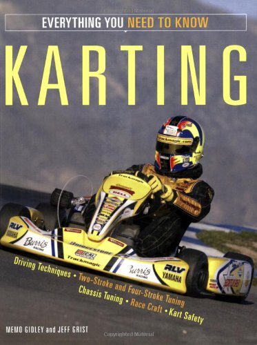 Karting: Everything You Need to Know por Memo Gidley