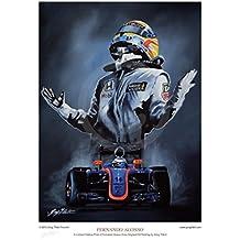 Cuadro de Fernando Alonso