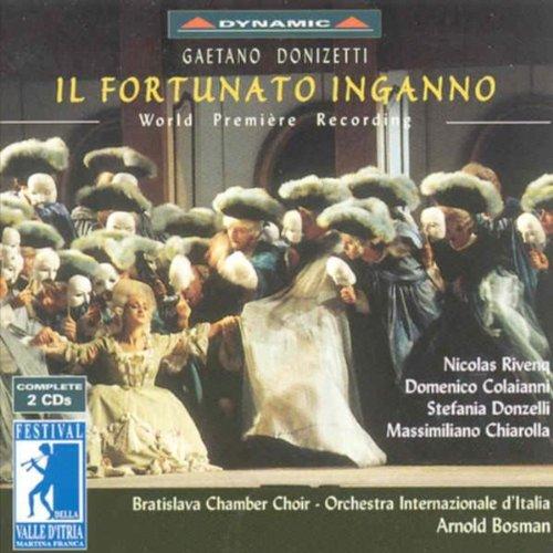 Il Fortunato Inganno [Import anglais]