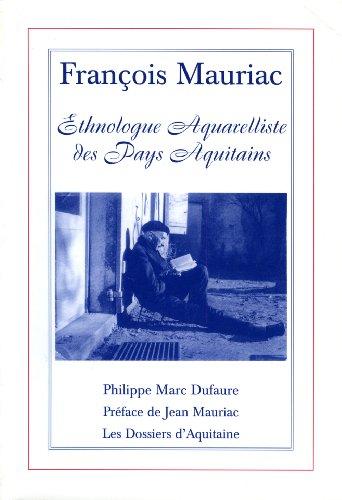 François Mauriac par Philippe Marc Dufaure
