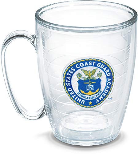 Tervis Tasse, 473 ml United States Coast Guard Academy 16 oz farblos -