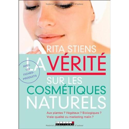 La vérité sur les cosmétiques naturels