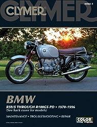 BMW R Series 1970-96 (Clymer Motorcycle Repair)