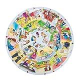 Beleduc Lernpuzzle XXL - Mein Leben - Kinderpuzzle